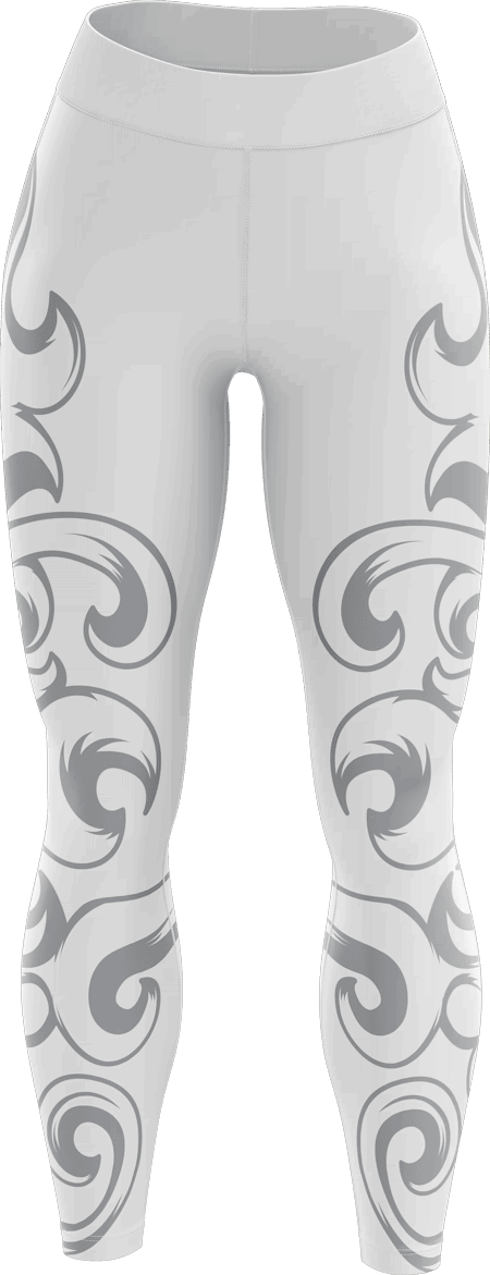 Regal Ladies Sublimated Dance Leggings