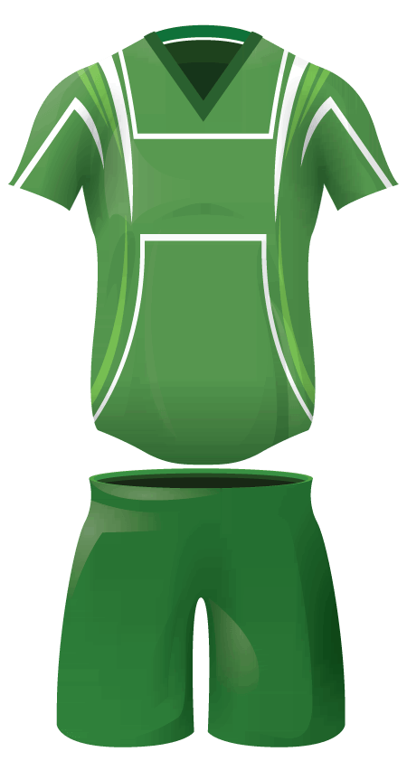 Academy Sublimated Football Kit
