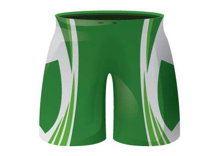 Academy Sublimated Football Shorts