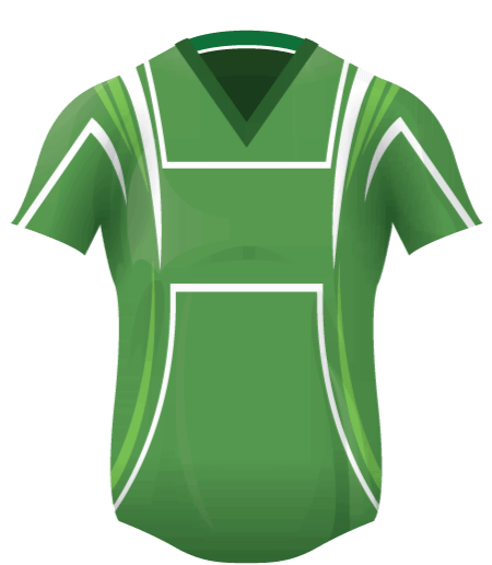 Academy Womens Sublimated Football Shirt