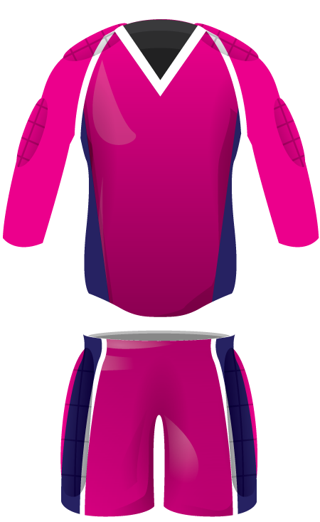 Corsa Womens Goalkeeper Kit