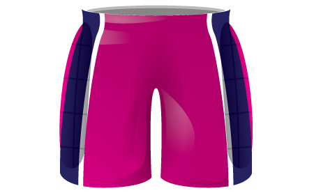 Corsa Womens Goalkeeper Shorts