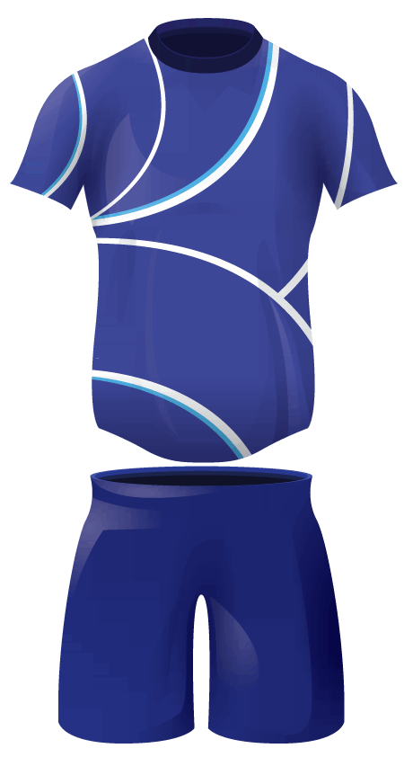 Curl Sublimated Football Kit