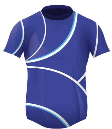 Curl Womens Sublimated Football Shirt
