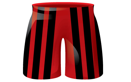 Europe Womens Football Shorts