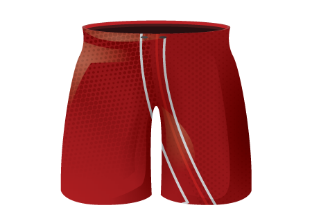 Formation Womens Sublimated Football Shorts