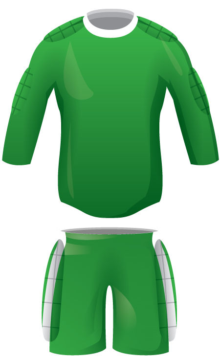 Fortuna Womens Goalkeeper Kit