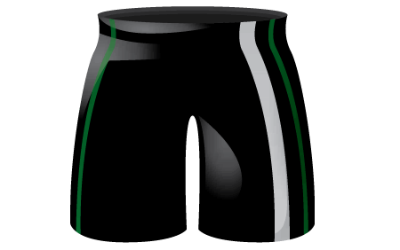 Glide Womens Football Shorts