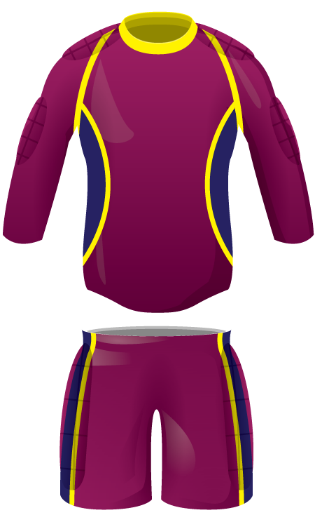 Magnum Womens Goalkeeper Kit