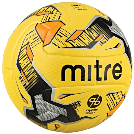 Mitre Ultimatch Fluo Football