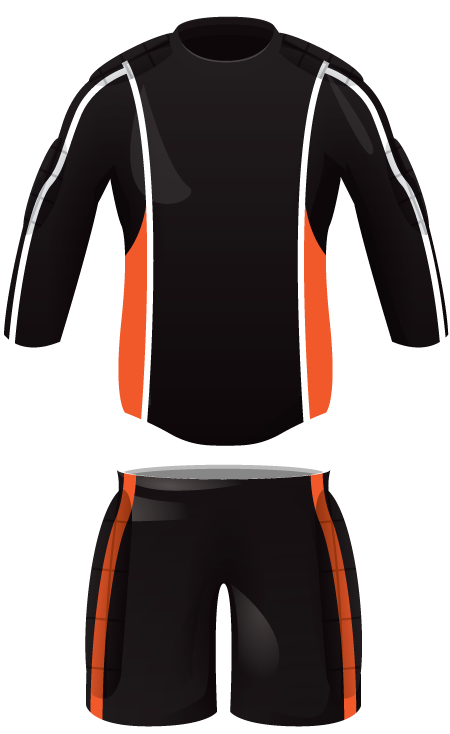 Olympic Goalkeeper Kit