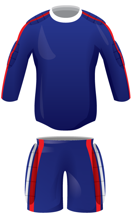 Retro Goalkeeper Kit