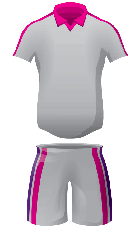 Retro Womens Football Kit