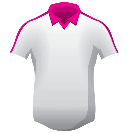 Retro Womens Football Shirt