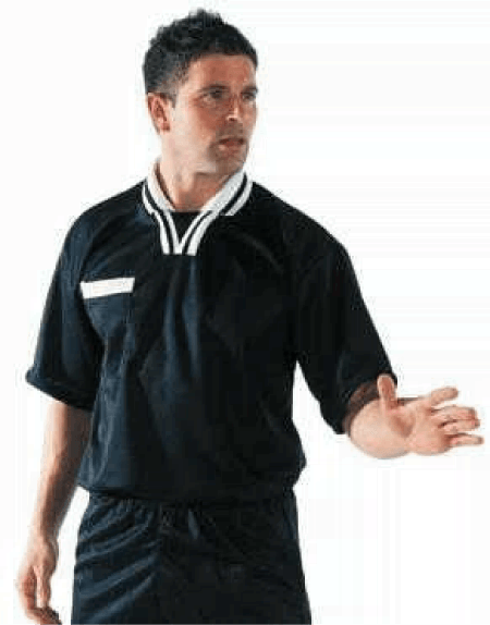 Short Sleeve Referee Jerseys