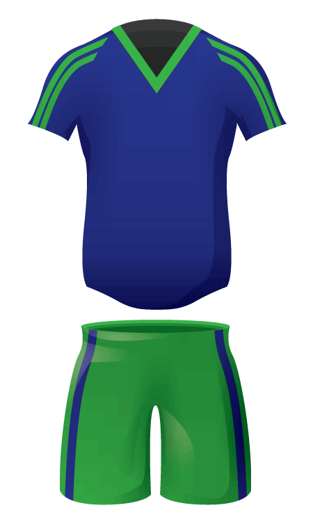 Striker Football Kit