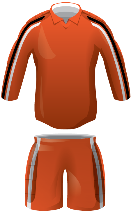 Striker Goalkeeper Kit