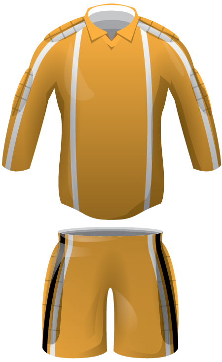 Xelium Goalkeeper Kit