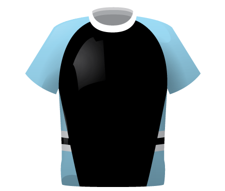 Knights Goalkeeper Smock Top