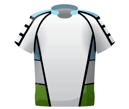 Newcastle Goalkeeper Smock Top