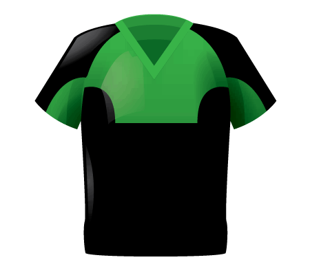 Saints Goalkeeper Smock Top