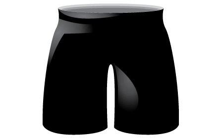 Womens Plain Custom Hockey Shorts