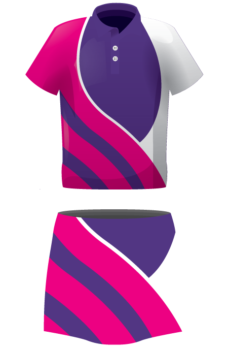 Flex Ladies Sublimated Lacrosse Kit