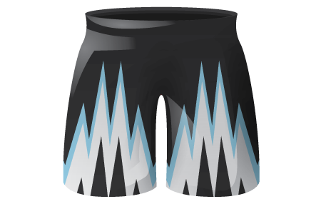 Peak Sublimated Lacrosse Shorts