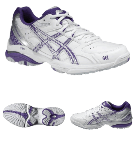 ASICS GEL Academy 5 Netball Trainers