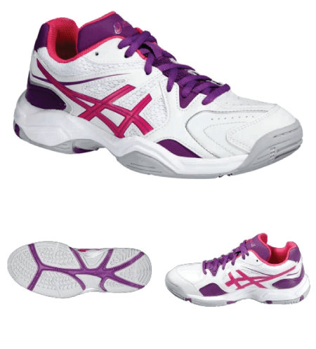 ASICS GEL Netburner 17GS Junior Netball Trainers