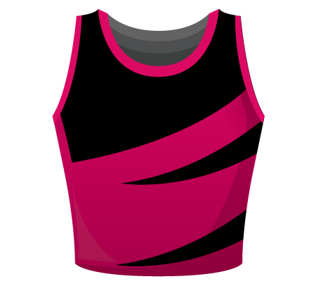 Finesse Sublimated Netball Top