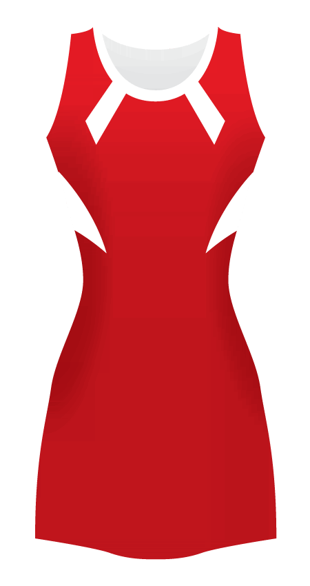 Flash Netball Dress A