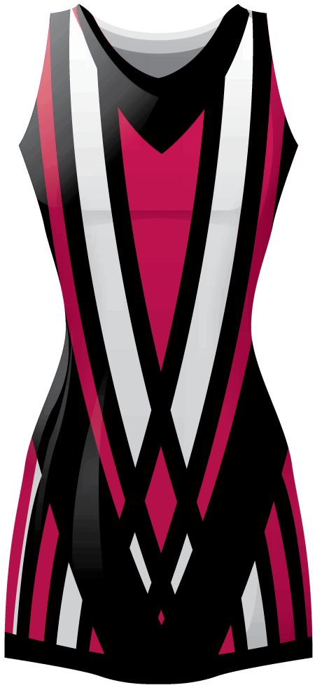Isabella Sublimated Netball Dress