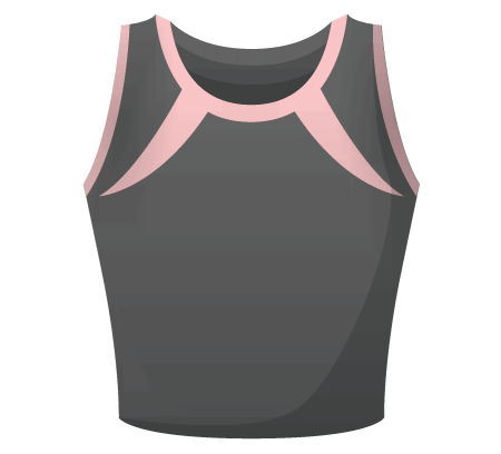 Lucy Netball Top