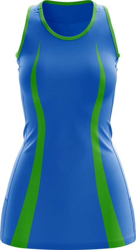 Panel Style B Netball Dress