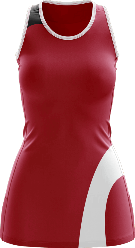 Panel Style C Netball Dress