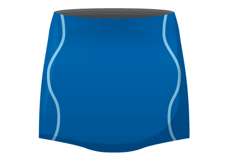 Sammy Netball Skirt