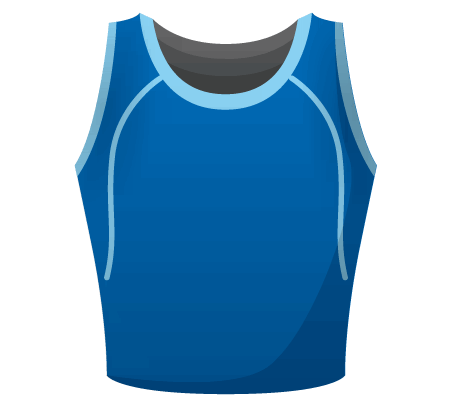 Sammy Netball Top