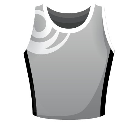 Skill Sublimated Netball Top