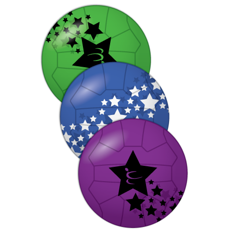 Supergrip Star Match Netball In Your Team Colours