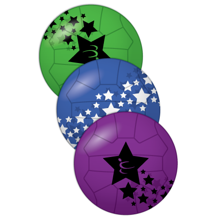 Supergrip Star Training Netball In Your Team Colours