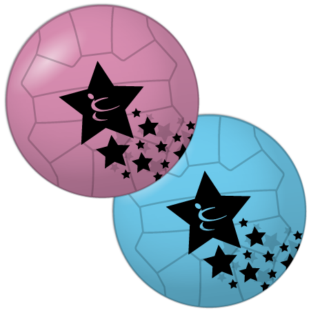 Supergrip Star Training Netball
