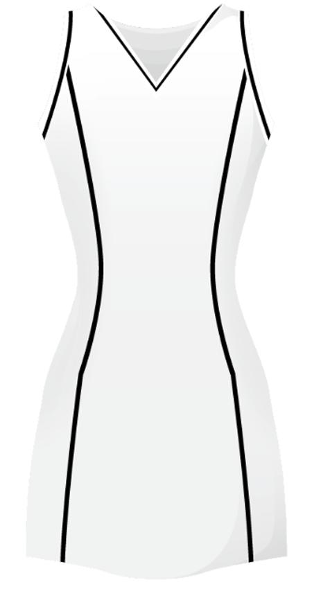 Ladies Custom Tennis Dress