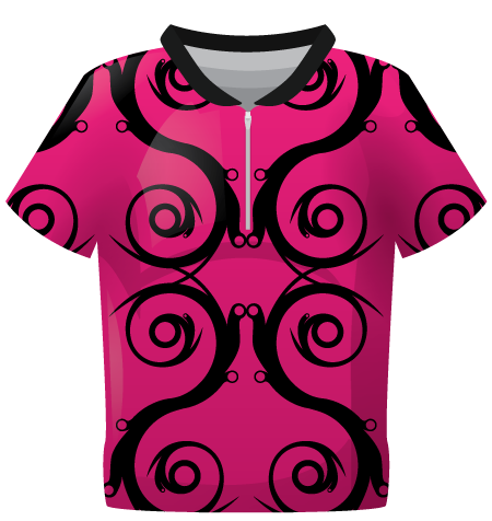 Flourish Ladies Sublimated Orienteering Shirt