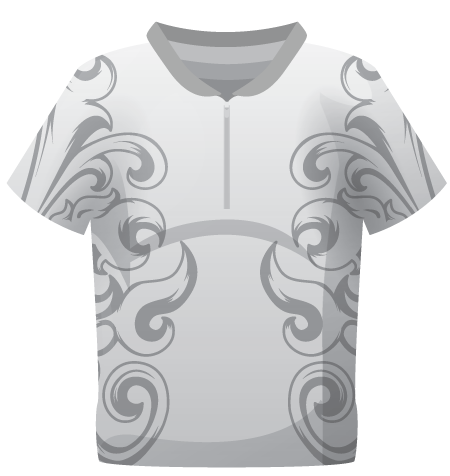 Regal Ladies Sublimated Orienteering Shirt