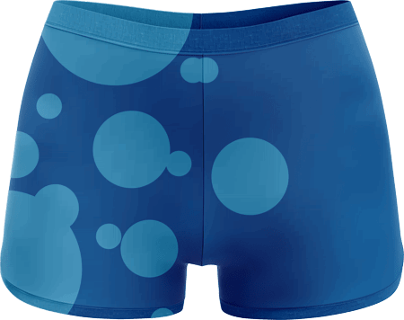 Depth Sublimated Roller Derby Hotpants