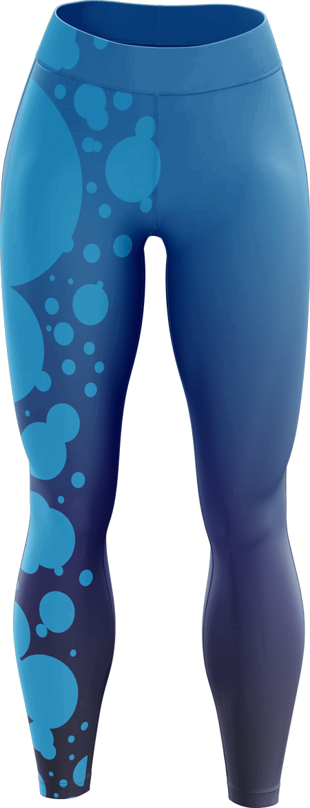 Depth Sublimated Roller Derby Leggings