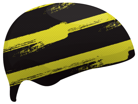 Heart Breaker Sublimated Roller Derby Helmet Cover