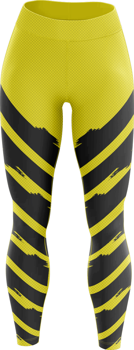 Heart Breaker Sublimated Roller Derby Leggings