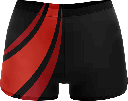 Inferno Sublimated Roller Derby Hotpants